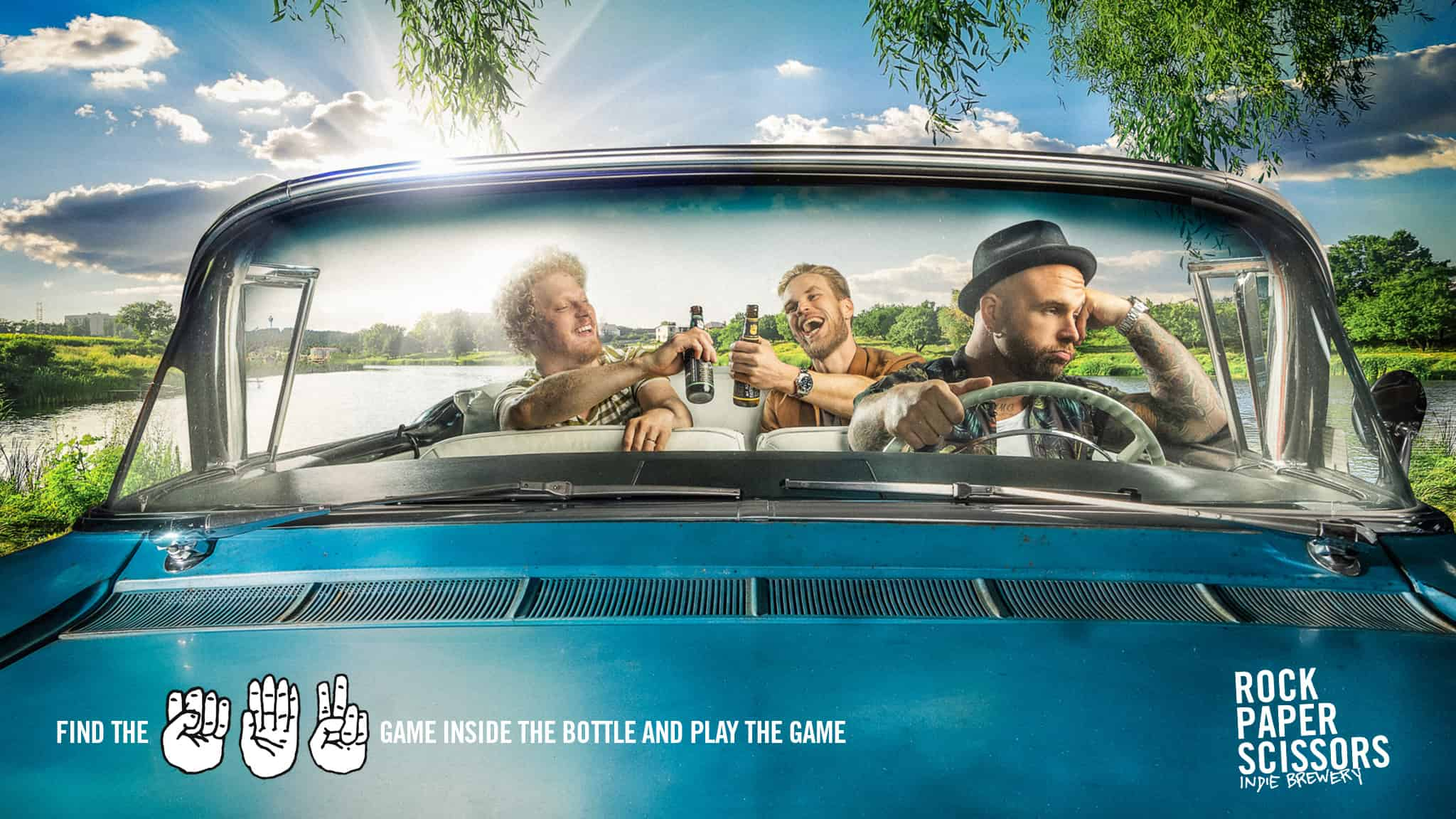 Designated Driver - Antti Karppinen for RPS Brewing